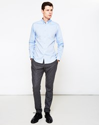Selected Mark Shirt Light Blue