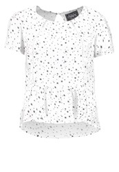 Superdry Claudie Blouse Ditsy White