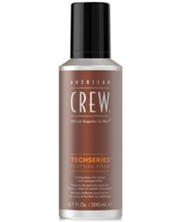 American Crew Techseries Texture Foam 6.7 Oz From Purebeauty Salon And Spa