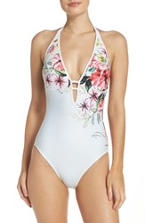 Robin Piccone Women's Camellia One Piece Swimsuit
