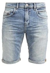 Ltb Lance Denim Shorts Zevon Wash Bleached Denim