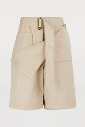 J.W.Anderson Buttoned Shorts Color