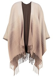 Comma Cape Camel Beige