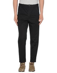Woodwood Casual Pants Black