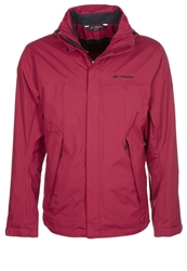 Vaude Escape Pro Outdoor Jacket Salsa Dark Red
