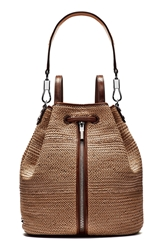 Elizabeth And James 'Cynnie' Woven Sling Backpack