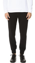 Stussy Embossed Sweatpants Black