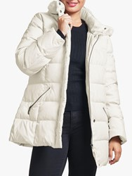 Four Seasons Puffer Jacket Natural