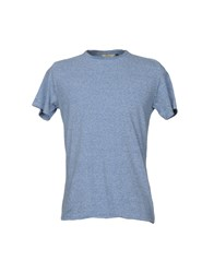 Rvlt Revolution T Shirts Blue