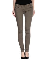 Patrizia Pepe Denim Pants Dark Blue