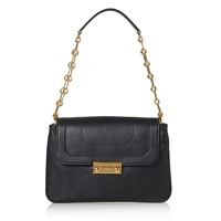 Joanna Maxham Arm Candy Shoulder Bagblack Gold Chain