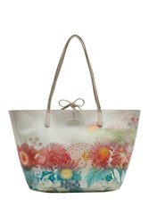 Desigual Bag Valkyria New Capri White