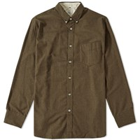 Rag And Bone Rag And Bone Flannel Shirt Green