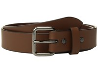 Coach 32Mm Sized Jeans Belt In Smooth Leather Gm Saddle Belts Brown