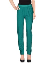 American Vintage Trousers Casual Trousers Women Green