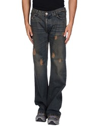 John Richmond Denim Denim Trousers Men Blue