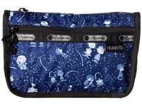 Le Sport Sac Travel Cosmetic Snoopy Stargazer Cosmetic Case Blue