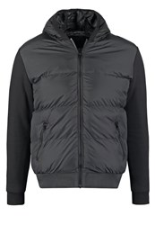 Urban Classics Bubble Light Jacket Black Black