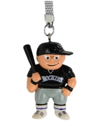 Rico Industries Colorado Rockies Lil Brats Player Keychain