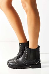 Urban Outfitters Margaux Studded Chelsea Boot Black