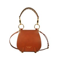Burberry Bridle Bag With Studs