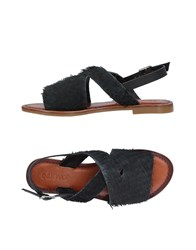 Inuovo Sandals Steel Grey