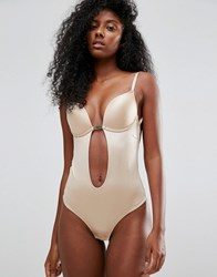Ultimo Low Front Low Back Body Beige