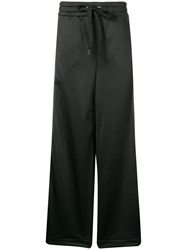 No Ka' Oi Flared Track Pants Black