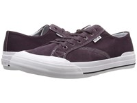 Huf Classic Lo Ess Wine Men's Skate Shoes Burgundy