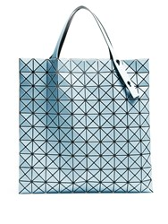 Issey Miyake Prism Frost Tote Light Blue