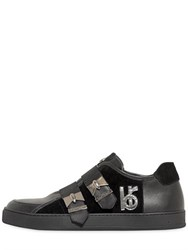 Botticelli Sport Limited Leather And Suede Slip On Sneakers