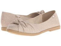 Rocket Dog Jiggy Natural Solvang Women's Flat Shoes Neutral