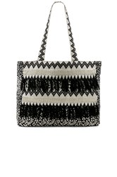 Amuse Society Summer Breeze Tote Black