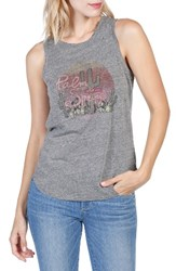 Paige Women's Georgina Tank Heather Grey