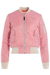 Schott Nyc Flight Jacket Rose