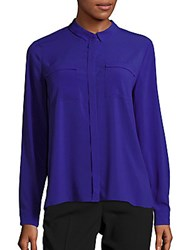 Elie Tahari Tribeca Long Sleeve Blouse Radiance