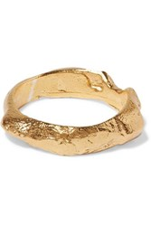 Alighieri Gold Plated Ring Small