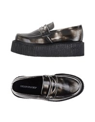 Underground Loafers Dark Brown