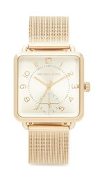 Michael Kors Brenner Watch Gold