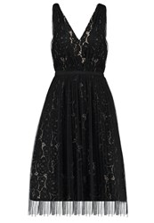 Adrianna Papell Cocktail Dress Party Dress Black Pare Pink