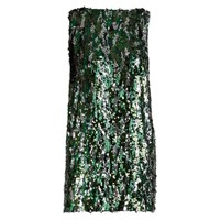 Prada Sleeveless Dress Verde
