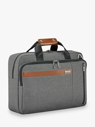 Briggs And Riley Kinzie Street 2.0 Convertible Briefcase Backpack Grey