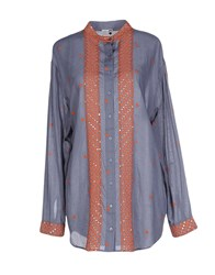 Manoush Shirts Shirts Women Grey