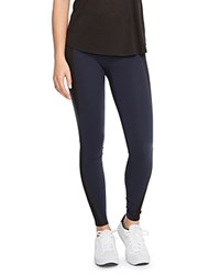 Spanx Everywear Mesh Contour Leggings Lapis Night