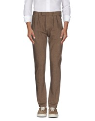 Haikure Trousers Casual Trousers Men Khaki