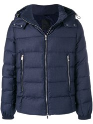 Tatras Hooded Down Jacket Blue