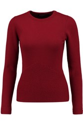 Pringle Of Scotland Cashmere Sweater Claret
