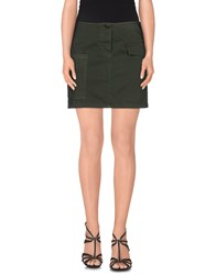 Band Of Outsiders Skirts Mini Skirts Women Dark Blue