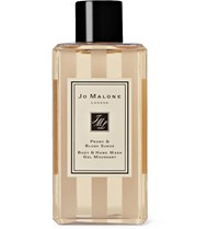 Jo Malone London Peony And Blush Suede Body And Hand Wash 250Ml Colorless