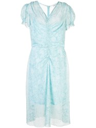Opening Ceremony Ruched Front Dress 60